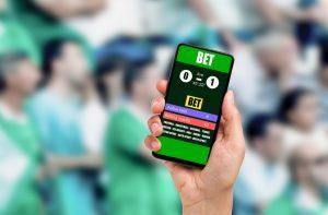 Smartphone Betting App